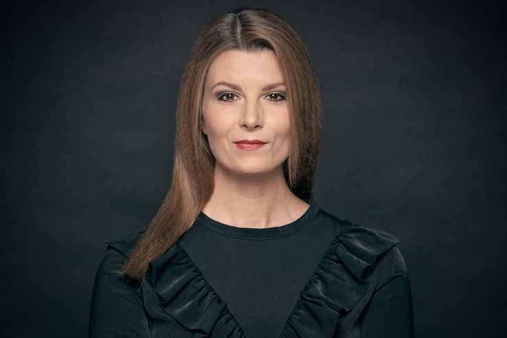 Steuerfachwirtin Nadine Breiner