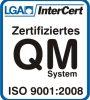 Zertifizierts QM System