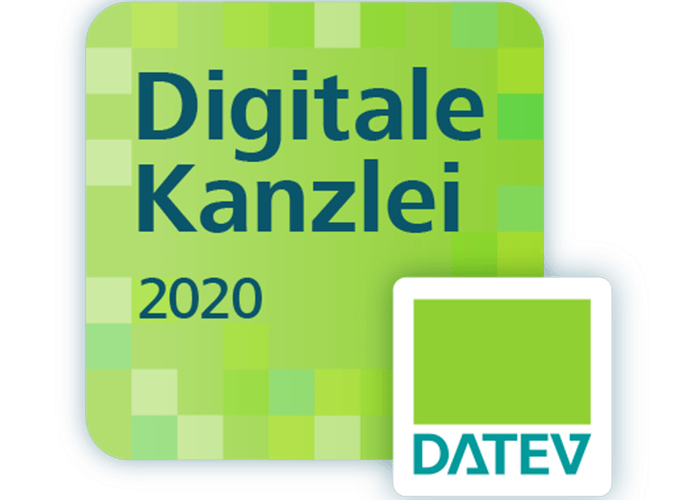 Logo Datev Digitale Kanzlei 2020