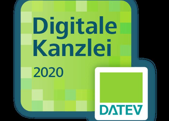 Logo Datev Digitale Kanzlei 2020