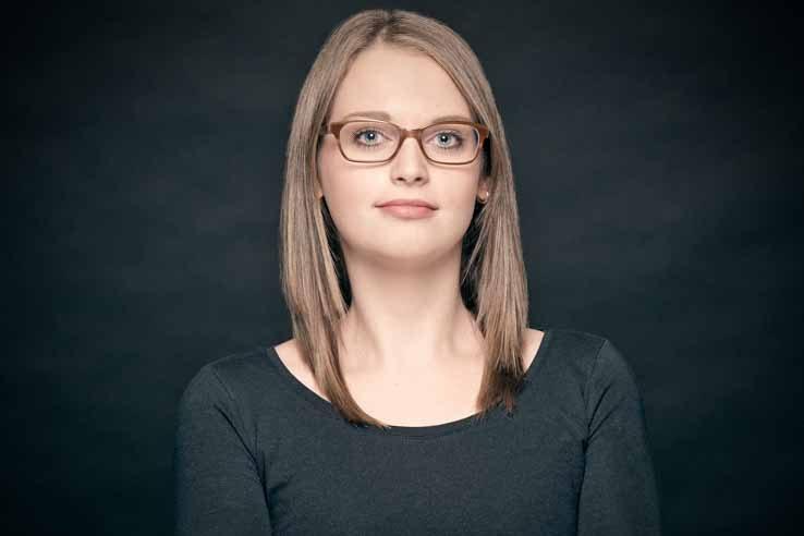 Steuerfachangestellte Anna Drobjasko