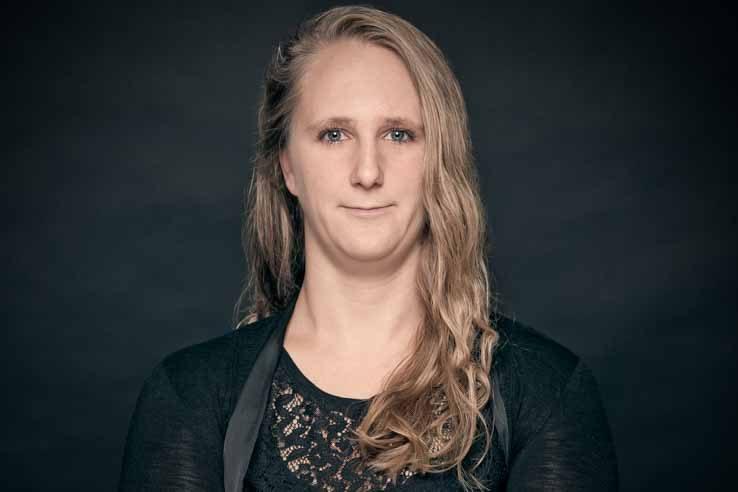 Steuerfachangestellte Jana Neffgen