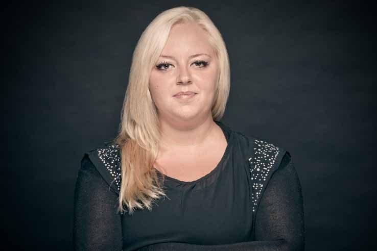 Steuerfachangestellte Sarah Hünerfauth
