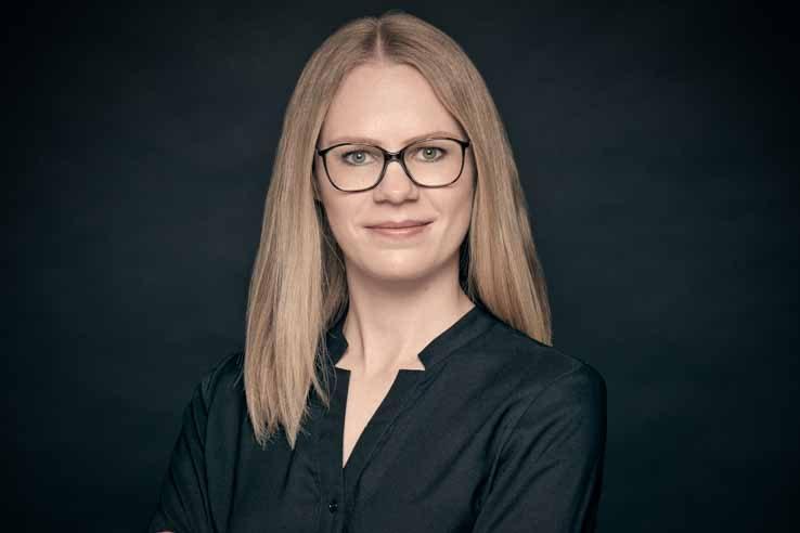 Steuerfachangestellte Stefanie Karwelat