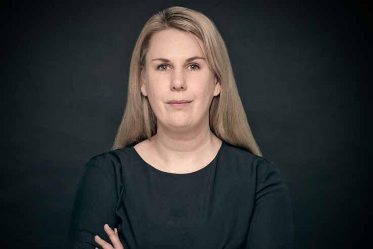 Pia Bergmeister (M. A.), Leitung Projekte und Recruiting