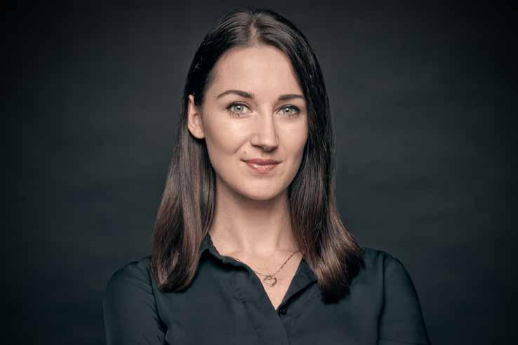 Jessica Styp von Rekowski, Bachelor of Science