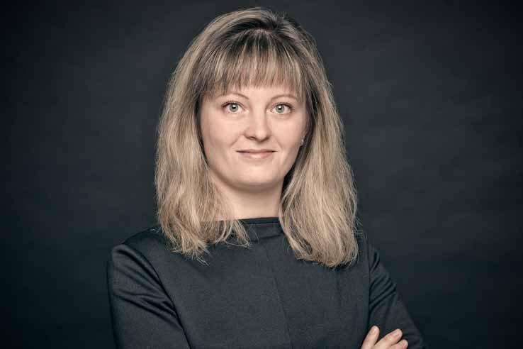 Steuerfachwirtin Tatiana Shirinkin