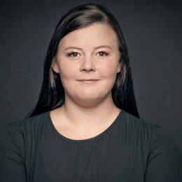 Berufsanwärterin Natalie Königs