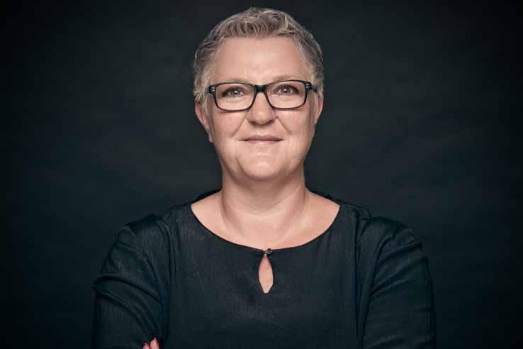 Personalfachkauffrau Daniela Burgsmüller